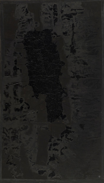<span class=&#34;artist&#34;><strong>Yang Jiechang &#26472;&#35800;&#33485;</strong></span>, <span class=&#34;title&#34;><em>White Ink &#30333;&#22696;</em>, 1991-1993</span>