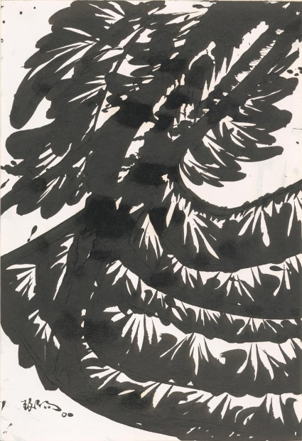 Huang Zhiyang 黄致阳, Morphological Ecology 015 形象生态015, 2000