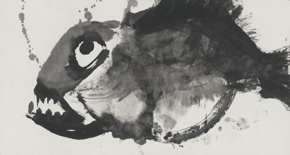 Li Jin 李津, Stare of Death 死不瞑目, 2015