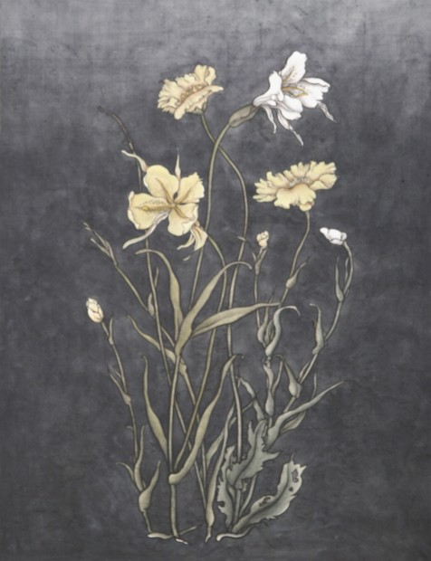 Yang Jiechang 杨诘苍, These are still Flowers 1913-2013 No. 8 还是花鸟画1913-2013 8号, 2013