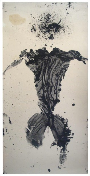<span class=&#34;artist&#34;><strong>Wang Peng &#29579;&#34028;</strong></span>, <span class=&#34;title&#34;><em>84 Performance (Ink 84-4) 84&#34892;&#20026;&#33402;&#26415;</em>, 1984</span>