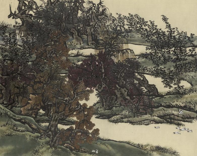 Yang Jiechang 杨詰苍, Mustard Seed Garden No. 2 芥子园 2号, 2010