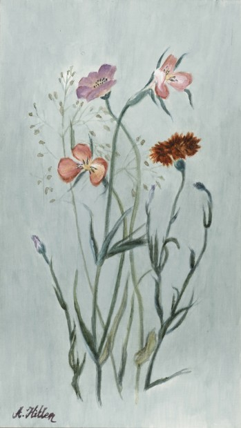 Yang Jiechang 杨诘苍, These are still Flowers 1913-2013 No. 9 还是花鸟画1913-2013 9号, 2013