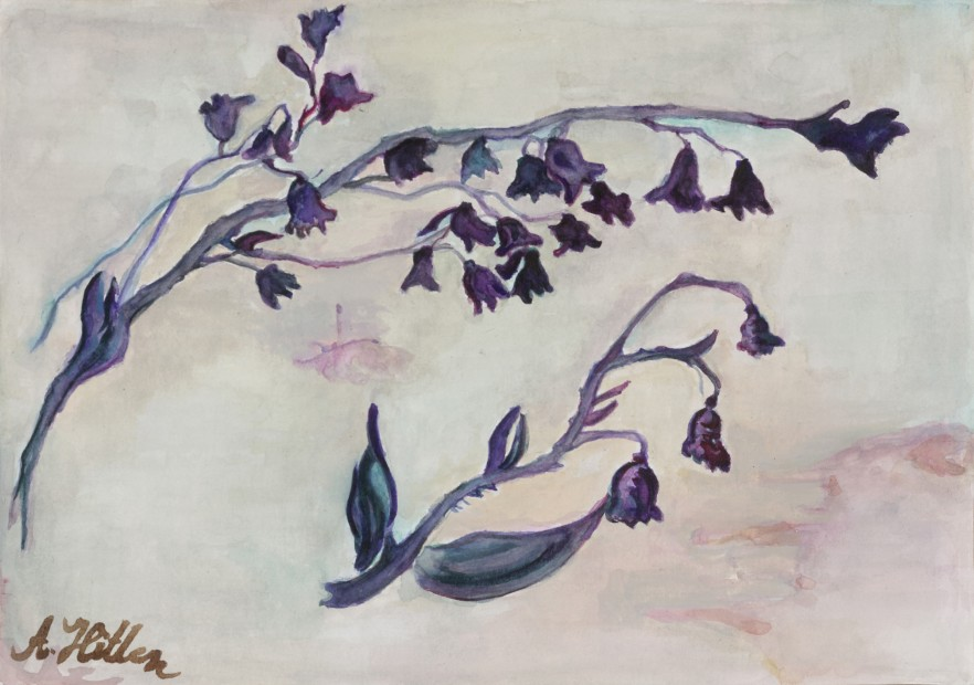 Yang Jiechang 杨诘苍, These are still Flowers 1913-2013 No. 14 还是花鸟画1913-2013 14号, 2013