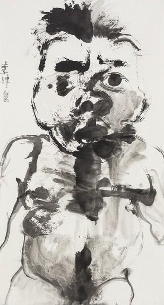 Li Jin 李津, Ink Hermit 泼墨山人, 2014