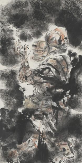 Li Jin 李津, Chan 禅, 1993