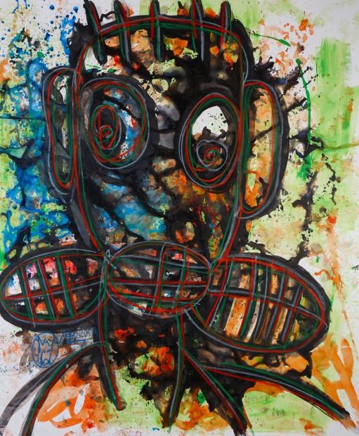 <em>Untitled tête</em>, 2014
