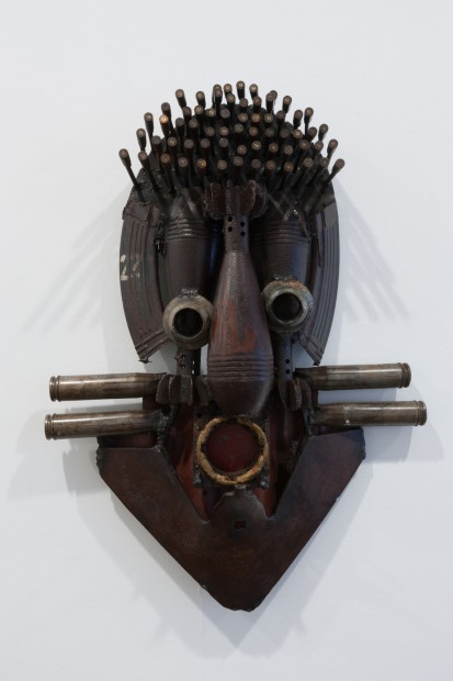 <em>Untitled Mask</em>, 2015