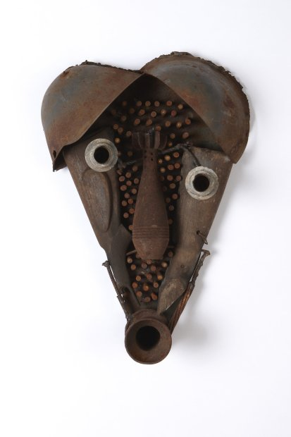 <em>Untitled (Mask)</em>, 2013