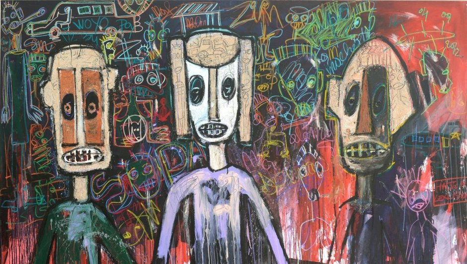 <em>3Môgô a Adjam Tala</em>, 2012