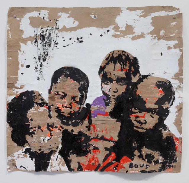 <em>Les filstons du djassa I</em>, 2016