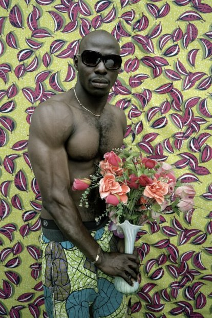 Untitled (Musclemen series), 2012