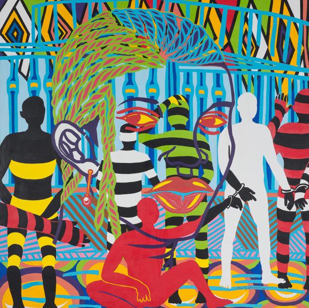 <span class=&#34;artist&#34;><strong>Boris Nzebo</strong></span>, <span class=&#34;title&#34;><em>Natasha</em>, 2017</span>