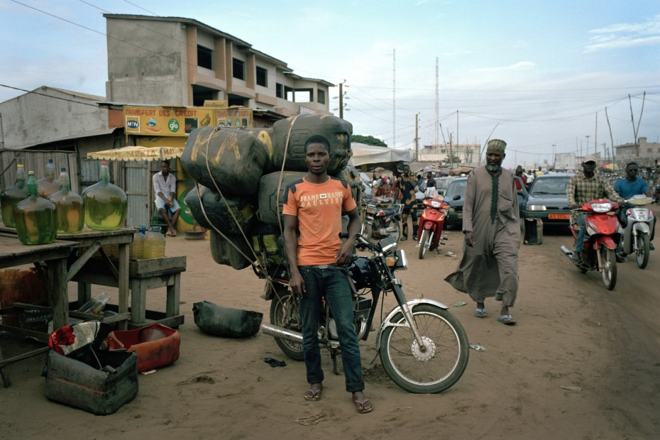 <span class=&#34;artist&#34;><strong>Leonce Raphael Agbodjelou</strong></span>, <span class=&#34;title&#34;><em>Borderlands</em>, 2012</span>
