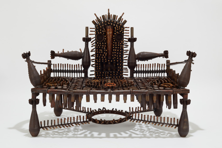 Untitled (throne), 2019