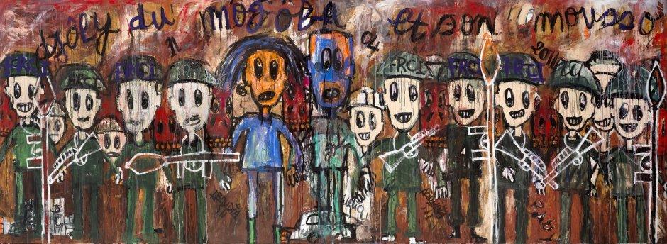 <em>Untitled (Diptych)</em>, 2011
