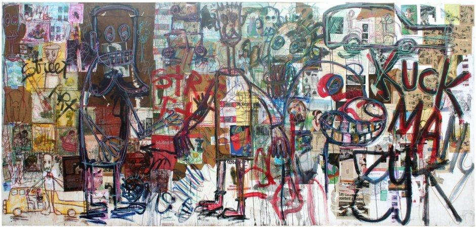 <em>'Street Art / Kuck ma'</em>, 2012