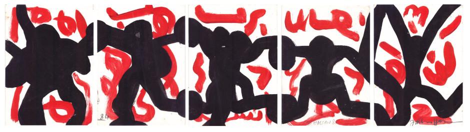 Untitled, 1981-84