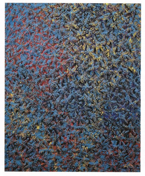 <em>Untitled (Blue Stars)</em>, 1994