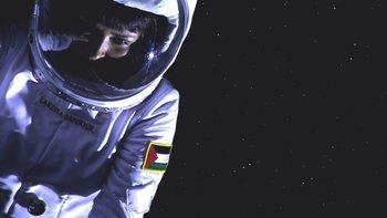 Larissa Sansour, A Space Exodus, 2009