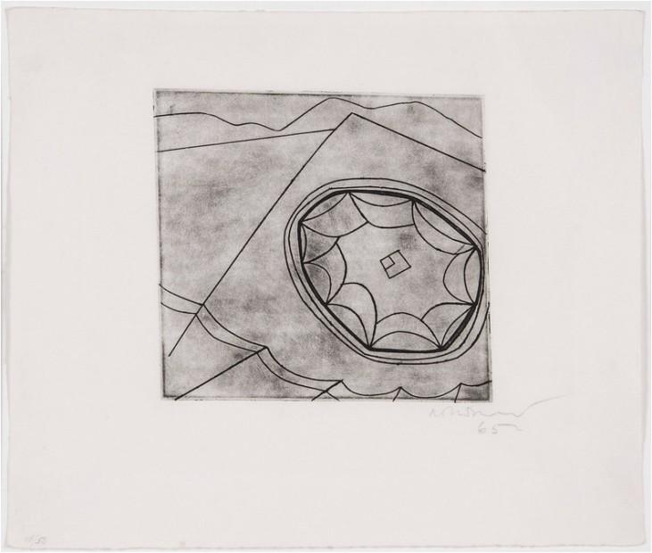 Olympic Fragment (C.118), 1965