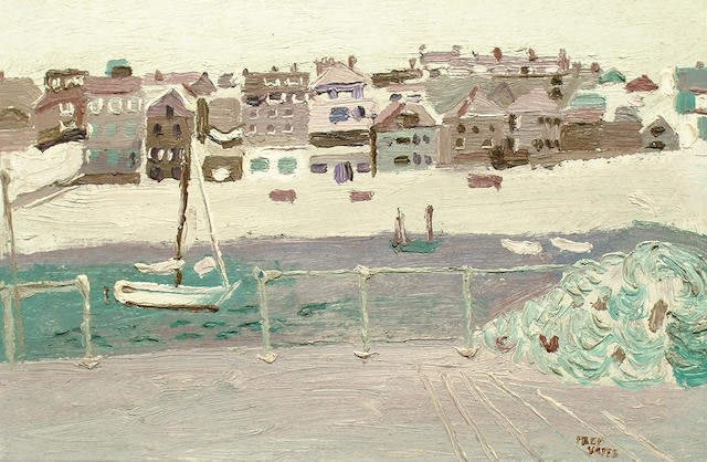 Winter, St Ives