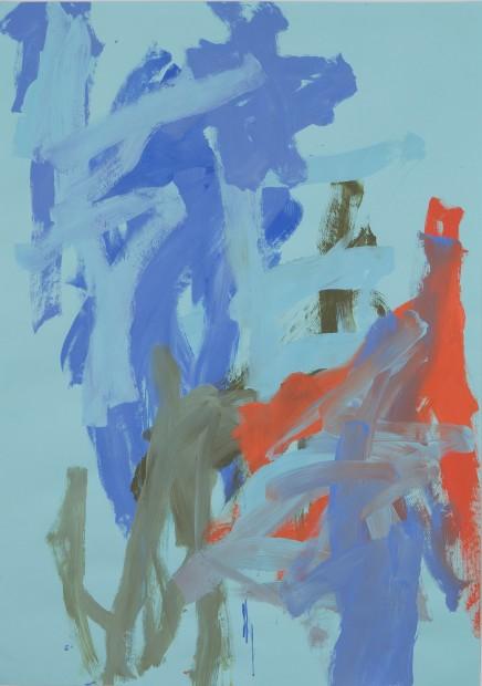 Leah Durner, Aquamarine 1, 2011