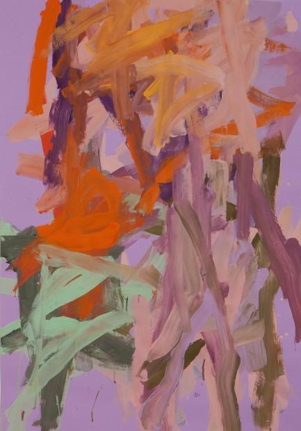 Leah Durner, Iris 2, 2011
