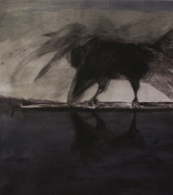 Malcolm Moran, Crow Sees Something He Has Never Seen Before #2