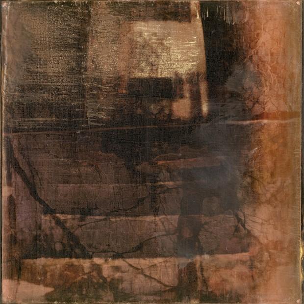 Dorothy Simpson Krause, Stairs, 2010