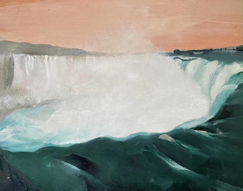 Melora Griffis, Niagara, 2020