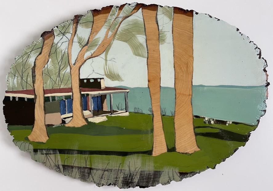 Melora Griffis, Crescent Beach, 2021