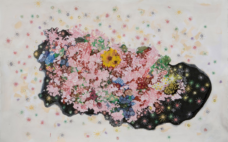 Sally Gil, Inverted Black Hole, 2009