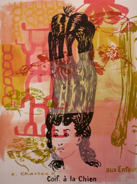 Brian Fekete, Coif à la Chien, 2009
