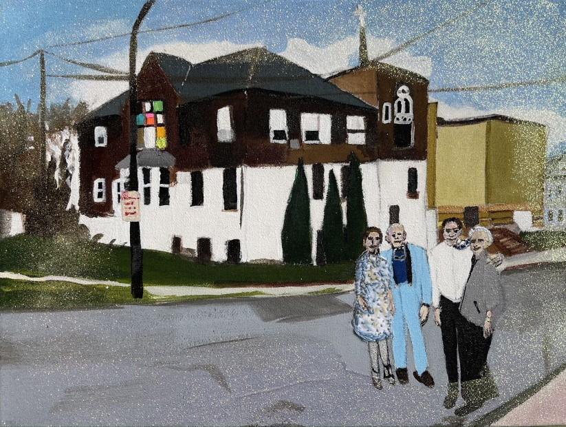 Melora Griffis, theatre home, 2021