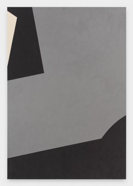Virginia Jaramillo, Site: No. 6 13.5320° S, 71.9675° W, 2018 Acrylic on canvas, 198.1 x 137.2 cm, 78 x 54 in