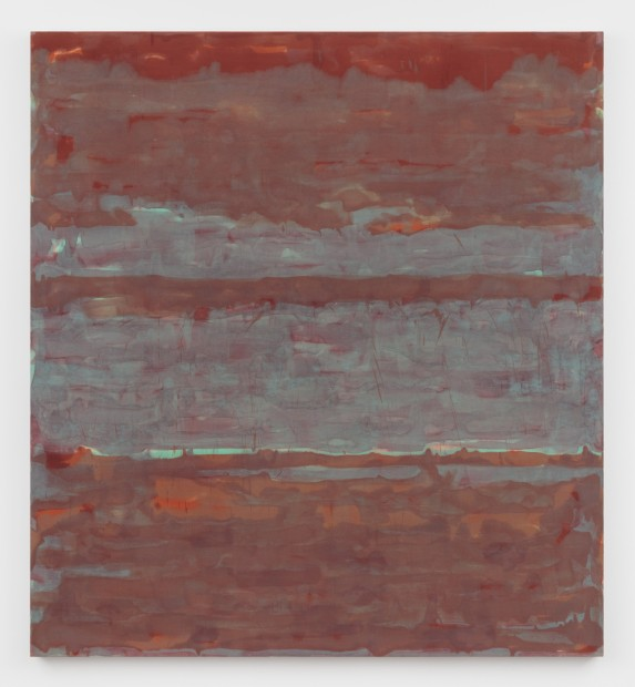 Virginia Jaramillo, Epsilon-Endi, 1978, Oil on canvas, 182.9 x 167.6 cm, 72 x 66 in