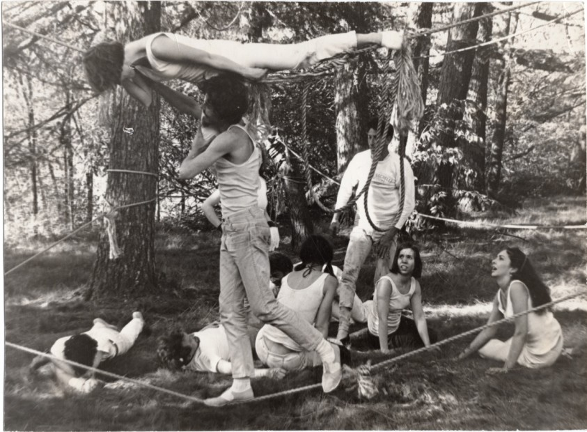 <p><b>CAROLEE SCHNEEMANN</b><br /><i>Water Light/Water Needle (Lake Mahwah)</i><span>, 1966</span><br /><span>vintage gelatin silver print</span><br /><span>17.7 x 23.9 cm</span><br /><span>7 x 9 1/2 in</span></p>