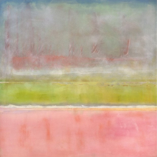 FRANK BOWLING For Zephyr, 1973 acrylic on canvas 170.5 x 170.5 cm 67 1/8 x 67 1/8 in