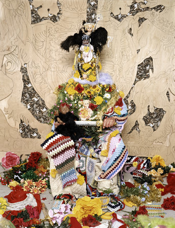 Throne of Blood, 2007, C-type photograph, 244 x 152 cms