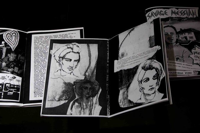 Savage Messiah Zines