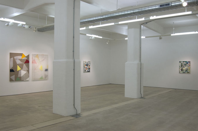 Systems for Hesitation, installation view