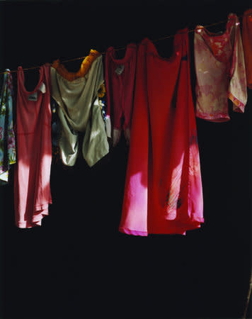 Hot wash (strung out), 2007, C-type print, 134 x 106 cm