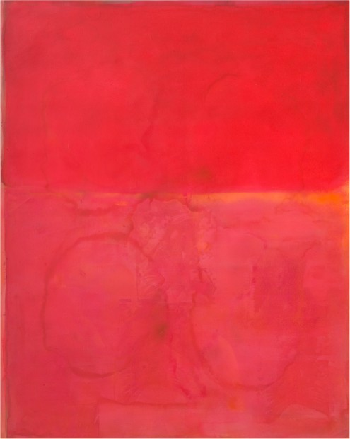 FRANK BOWLING, In the Family G.E.P., 1968-70, acrylic on canvas, 228 x 182 cm