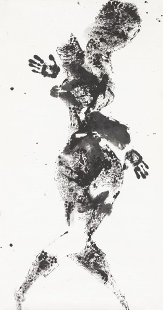 Li Jin 李津, Imprints: Dance 佛印:舞, 1993