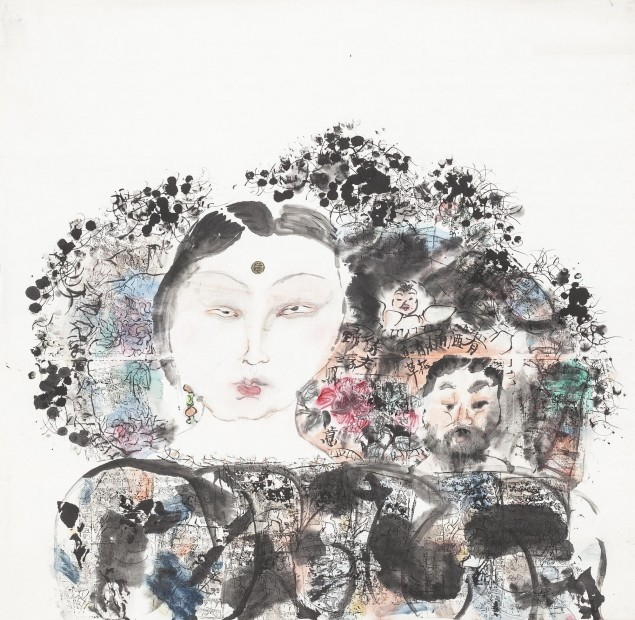 Li Jin 李津, Romantic Destiny 情缘, 1993
