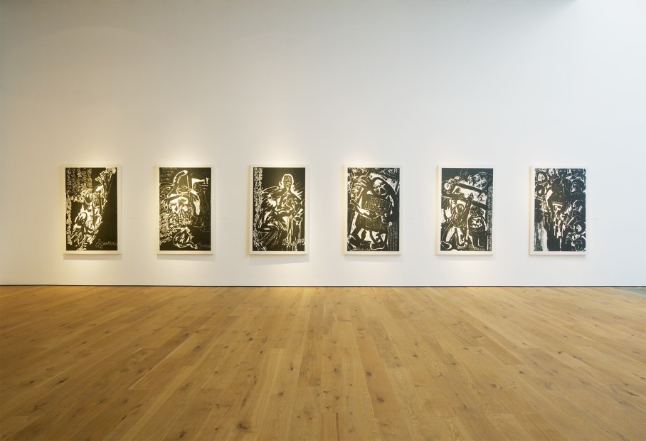CHEN HAIYAN: CARVING THE UNCONSCIOUS 陈海燕:刻心