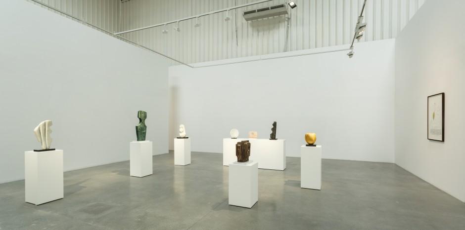 Mona Saudi Installation View