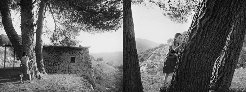 Larissa Sansour/Søren Lind Bethlehem 12, 2019 C-print 45 x 120 cm 17 3/4 x 47 1/4 in Edition of 6 plus 3 artist's proofs
