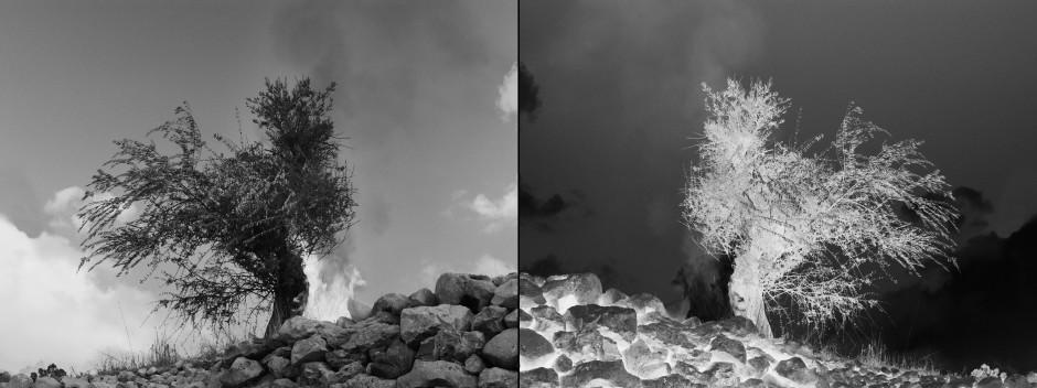 Larissa Sansour/Søren Lind Bethlehem 15, 2019 C-print 45 x 120 cm 17 3/4 x 47 1/4 in Edition of 6 plus 3 artist's proofs